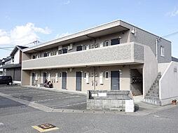 兵庫県赤穂市磯浜町の賃貸マンションの外観