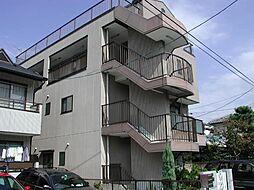 コ−ポ鈴木[3階]の外観
