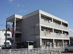愛知県一宮市小信中島字郷浦の賃貸マンションの外観