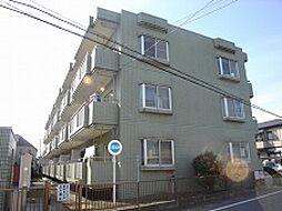 埼玉県ふじみ野市築地3丁目の賃貸マンションの外観