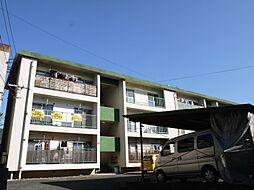 第1稲永コーポ[302号室]の外観