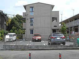 コンフォートガーデン[2階]の外観