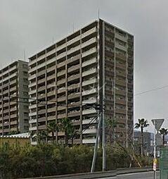 福岡県筑紫郡那珂川町松原の賃貸マンションの外観