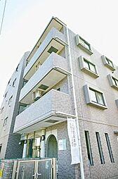 神奈川県横浜市鶴見区東寺尾6丁目の賃貸マンションの外観