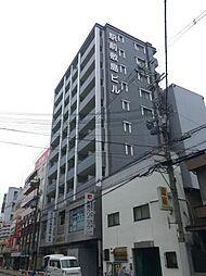 守口駅前敷島ビル[801号室]の外観