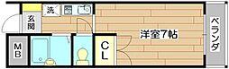 メゾンエルアンドジョイ[2階]の間取り