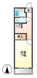 TO-BE[5階]の間取り