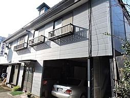 神奈川県川崎市多摩区生田7丁目の賃貸アパートの外観