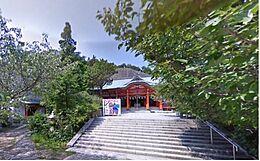 寺院・神社淡嶋神社まで1491m