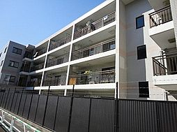 シャングリラ代々木 幡ヶ谷4分 西原の閑静な住宅街1LDK[1階]の外観