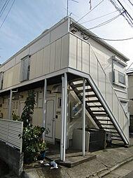 ドミール駒沢[105号室]の外観