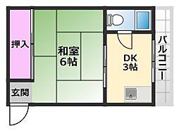 堺東駅 3.3万円