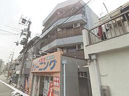 大阪府大阪市城東区古市2丁目の賃貸マンションの外観