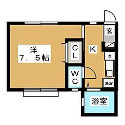 東枇杷島駅 3.8万円