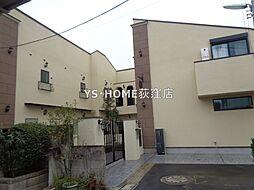 JR中央本線 西荻窪駅 徒歩15分の賃貸アパート
