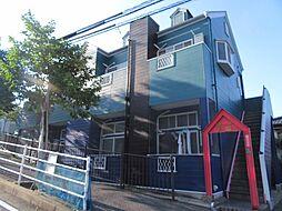 福岡県北九州市戸畑区丸町1丁目の賃貸アパートの外観