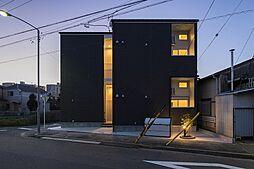愛知県名古屋市中川区小本2丁目の賃貸アパートの外観