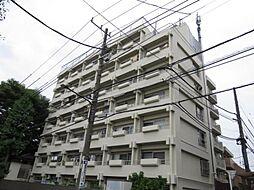 祐天寺住研コーポ目黒区アドレスのコンパクトマンション