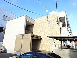 静岡県静岡市駿河区新川2丁目の賃貸マンションの外観