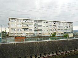岐阜市萱場K様新築アパート A棟[1階]の外観
