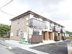 シュプリームTakehachi A[1階]の外観