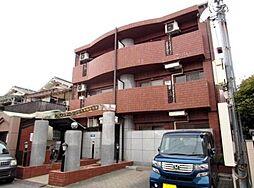 プレステージフジ久米田五番館[3階]の外観