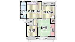 宝殿駅 4.2万円