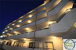 グランデージ明西[4階]の外観