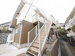 福岡県北九州市八幡東区大蔵2丁目の賃貸アパートの外観