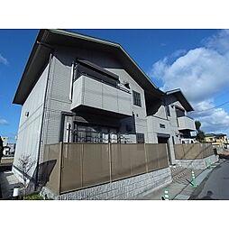 奈良県橿原市石川町の賃貸アパートの外観
