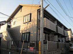 東京都小金井市梶野町4丁目の賃貸アパートの外観