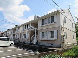 静岡県伊豆市牧ノ郷の賃貸アパートの外観