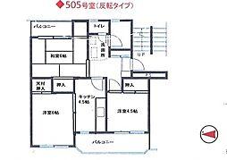 シブヤ本郷マンション[505号室]の外観