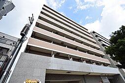 レジュールアッシュ天王寺[7階]の外観