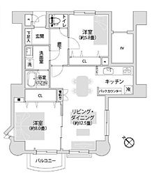 キャッスルマンション戸田