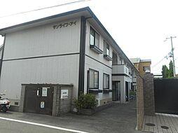 大阪府泉大津市東雲町の賃貸アパートの外観