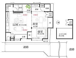 清水五条駅 4,500万円