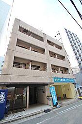 福岡県福岡市博多区博多駅東2丁目の賃貸マンションの外観