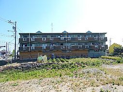 三重県津市河芸町上野の賃貸マンションの外観