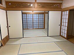 貝塚市馬場 平成14年建築戸建 6LDKの内装