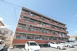 岡山県岡山市中区海吉丁目なしの賃貸マンションの外観