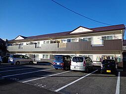 サンパール脇田C棟[203号室]の外観