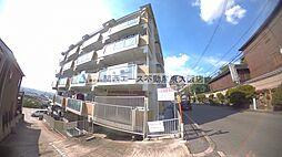 大阪府東大阪市東石切町4丁目の賃貸マンションの外観