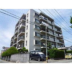 福岡県久留米市長門石2丁目の賃貸マンションの外観