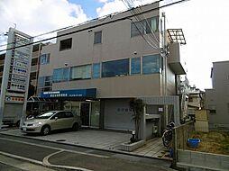 飯坂ビルマンション[3階]の外観