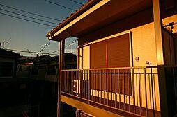 飛田給コーポ[201号室]の外観