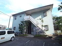 コーポ逆井[2階]の外観