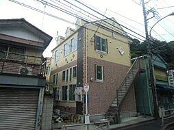 ユナイト田浦マルコ・ルッキネリ[2階]の外観