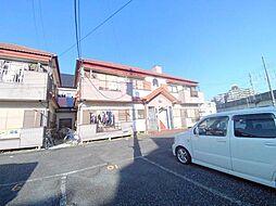 明和コーポC棟(二子町)[303号室]の外観