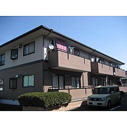 静岡県静岡市駿河区みずほ1丁目の賃貸アパートの外観